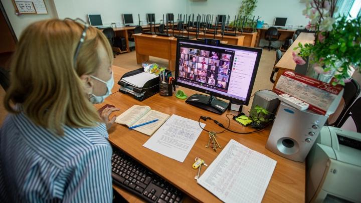 Роспотребнадзор предложил продлить дистанционное обучение школьников в Самарской области