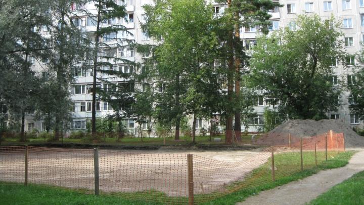 В Тимирязевском сквере начали работать бульдозеры — в мэрии объяснили, что там происходит