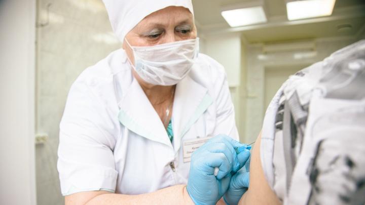 В Самарскую область поступила третья партия вакцины от коронавируса