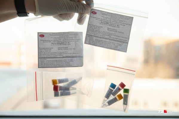 В Тюмени — 146 случаев коронавируса, в общей сложности проведено больше 34 тысяч тестов на выявление инфекции. Численность населения области (без автономных округов) — около полутора миллиона человек