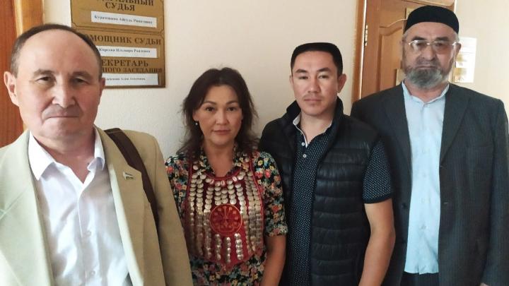 В Уфе арестовали активистку, оскорбившую армян
