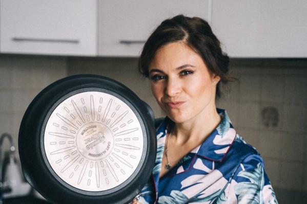 Наталья — фудблогер с 40 тысячами подписчиков
