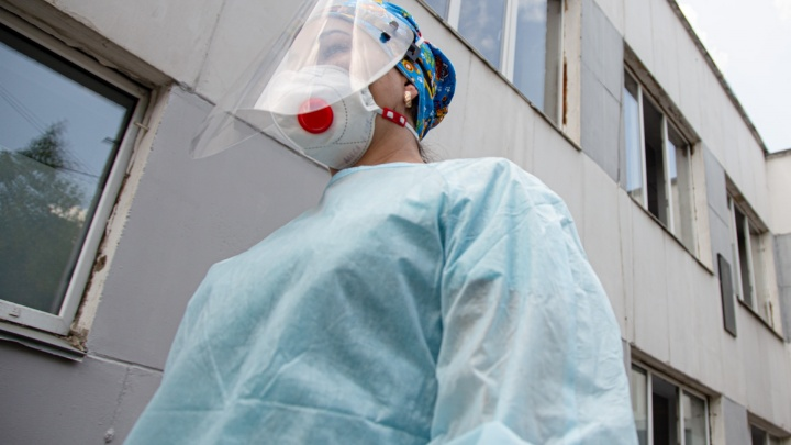 Тысяча медиков заболела COVID-19 с начала эпидемии в Ростовской области