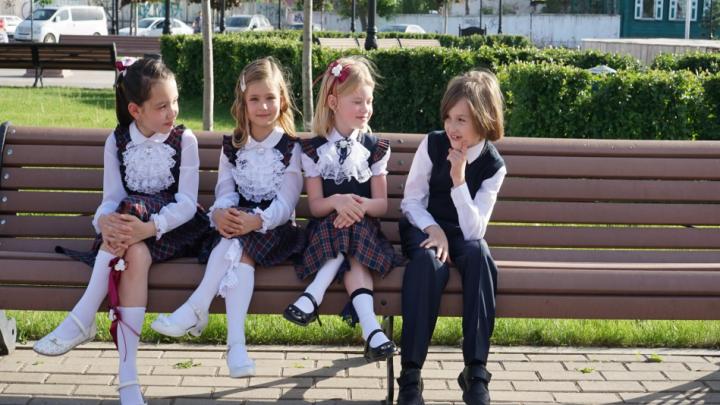 В Башкирии определились со школьной формой. Мы подсмотрели у соседей, кто в чем ходит