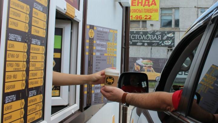 В Новосибирске появилась ещё одна сеть автокафе — её открыли местные предприниматели