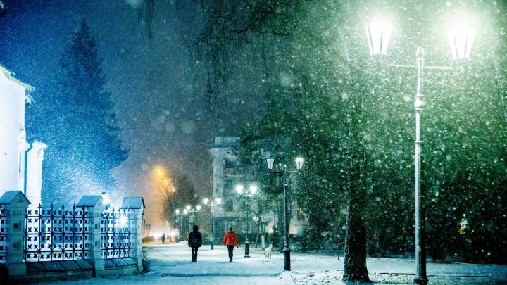Обрушится дождь со снегом: почасовой прогноз погоды на новогоднюю ночь в Ярославле