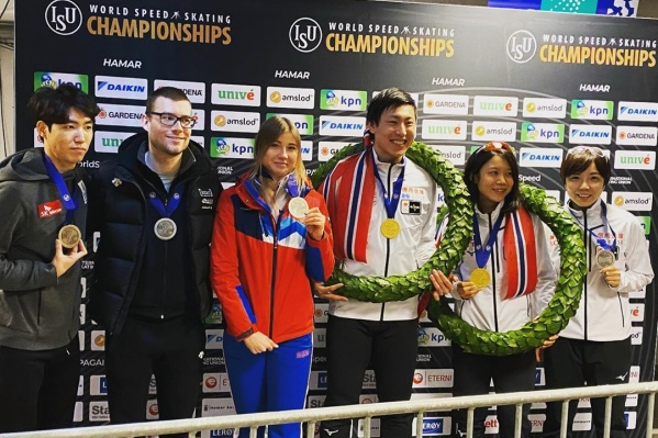 Ольга завоевала бронзу на чемпионате мира в Хамаре