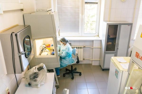 За прошлые сутки в лабораториях выявили 51 положительную пробу на коронавирус