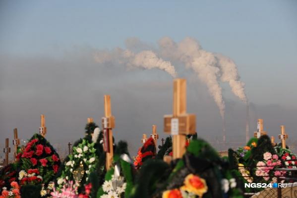 Ежедневно в крае фиксируется больше 20 смертей от ковида