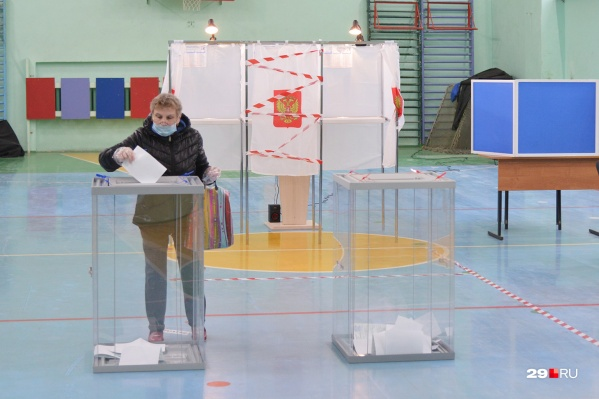 Пока что в Архангельске выбрать народным голосованием можно только губернатора