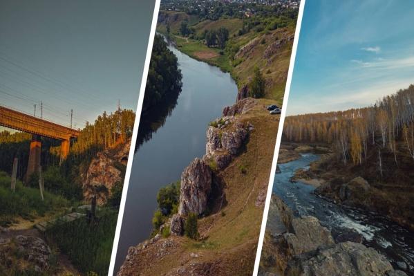 Все эти красоты можно увидеть, если хотя бы на пару дней выбраться в Каменск-Уральский