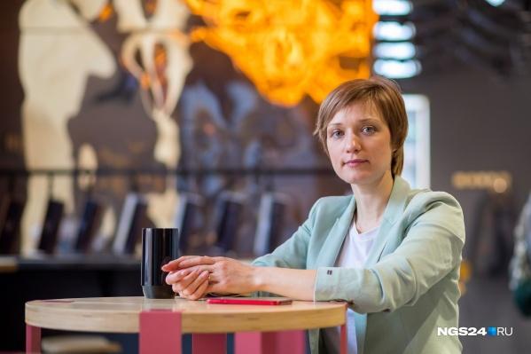 Екатерине Березиной 33 года и в рыбном бизнесе она большую часть своей жизни