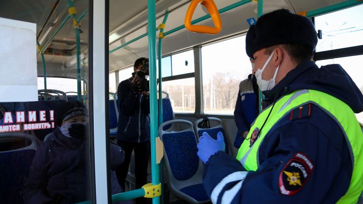 В Уфе оштрафовали почти 600 нарушителей режима самоизоляции