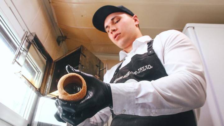 Маленький, но гордый бизнес: как самарец продал машину ради трдельников и открыл чешскую пекарню