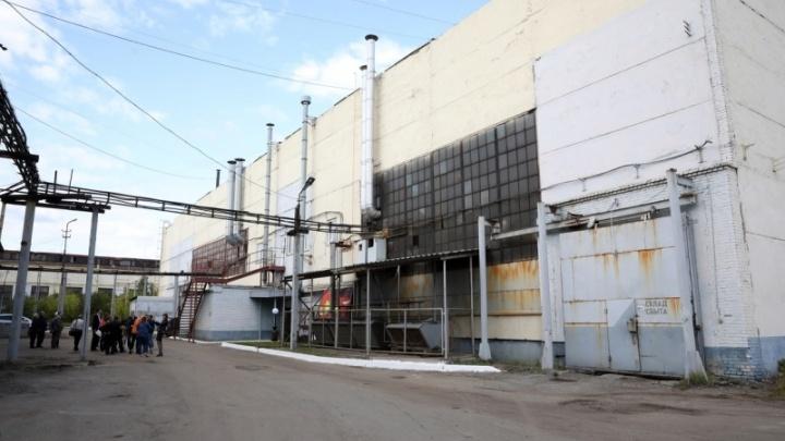 В Кургане на строительство завода ЖБИ потратят более 100 миллионов рублей