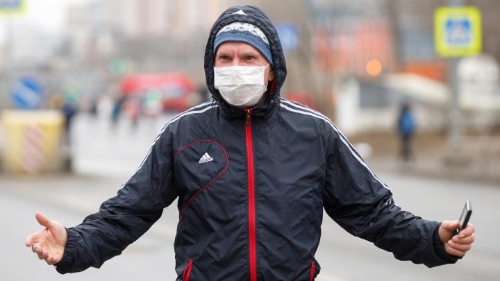 В Волгоградской области 117 человек находятся на карантине по коронавирусу