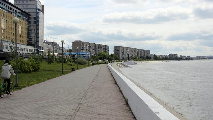 Омскую набережную предлагают благоустроить за 7 миллиардов