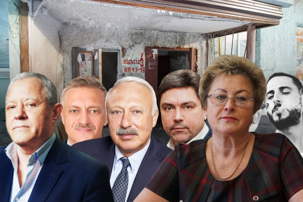 Смотрим, кто стоит за самыми крупными тюменскими УК