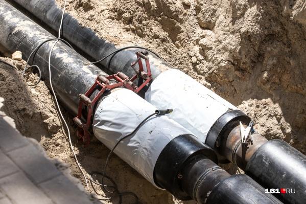 Ремонтировать водопровод будут с 26 по 28 мая