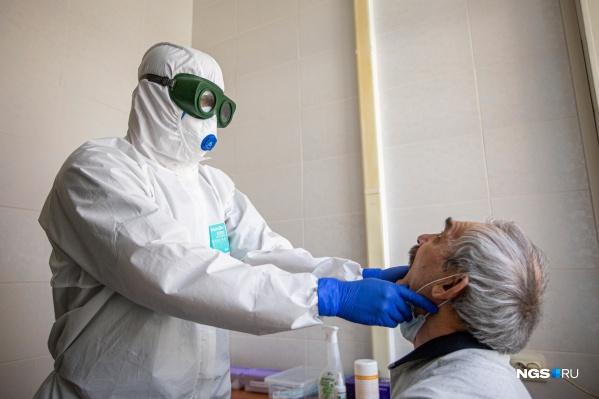 В общей сложности под медицинское наблюдение и ограничительные меры в Поморье попали 4538 человек