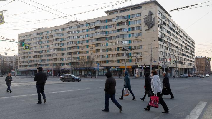 На улице потеплело: Волгоград теряет позиции в индексе самоизоляции