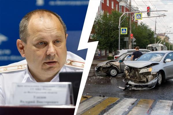 За семь месяцев в скорбную статистику внесли 312 аварий с участием пешеходов