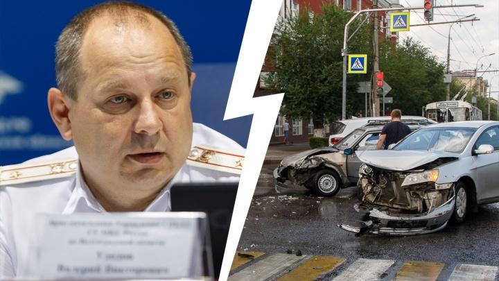 «Чем лучше дороги, тем выше аварийность»: на дорогах Волгограда и области погибли 40 человек