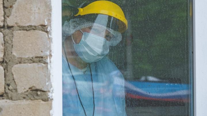 Число умерших от осложнений коронавируса в Челябинской области выросло до 101