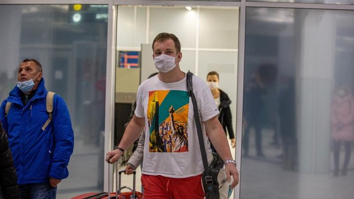 Новый вывозной рейс из Таиланда прилетит в Москву через Новосибирск