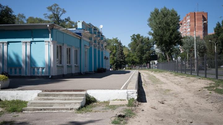 Открытие детской железной дороги в Ростове перенесли еще на два года