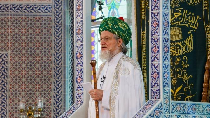 Верховный муфтий России на видео поздравил мусульман с праздником Ураза-байрам