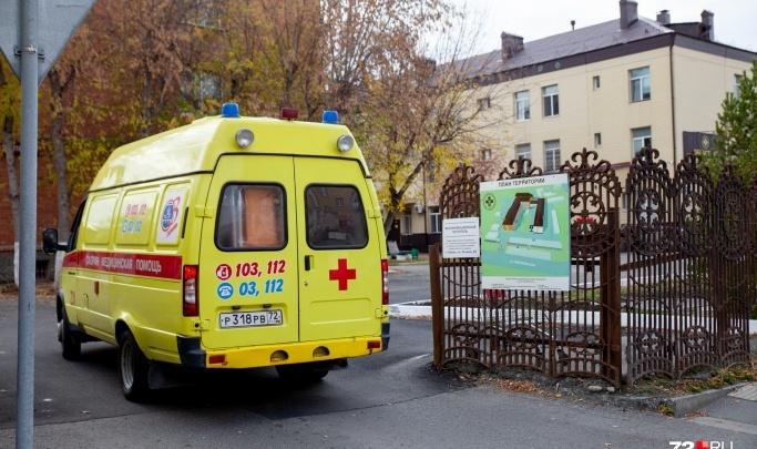 Еще один тюменец скончался от коронавируса