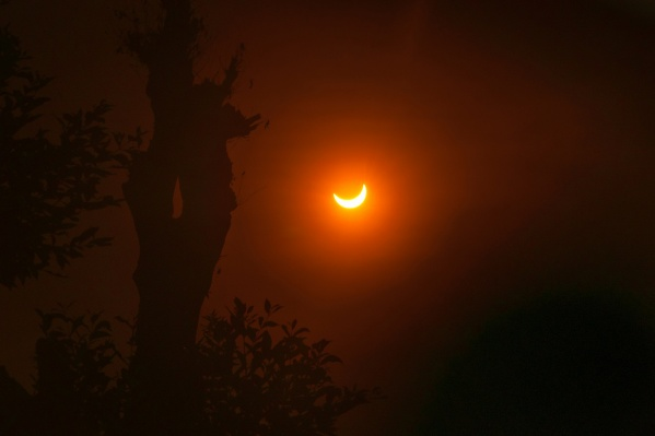 В этом году затмение совпадёт с днём летнего солнцестояния