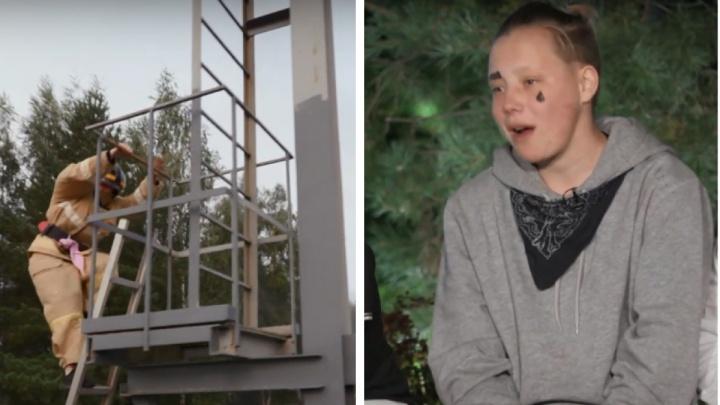 «Пацанка» из Новосибирска прошла полосу препятствий и снова осталась в шоу