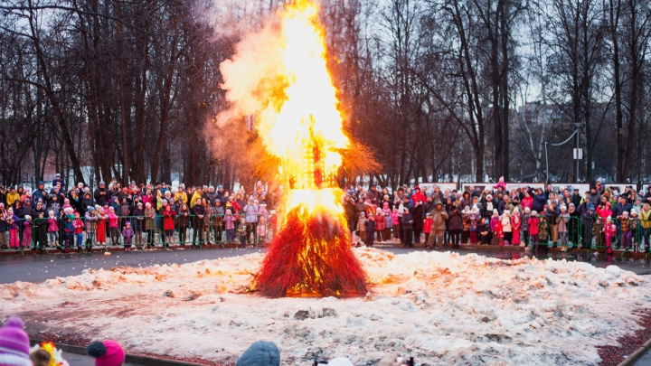 Новосибирцы отметят Масленицу в Центральном парке вместе с «Городской волной»