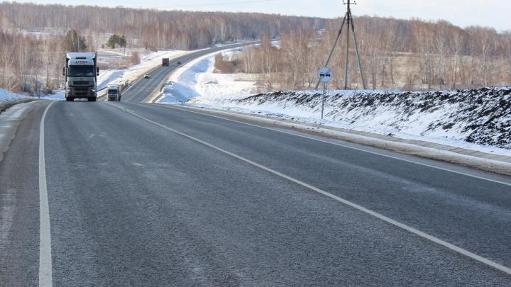 Выезд из Челябинска на трассу М-5 перекроют из-за строительства надземного перехода