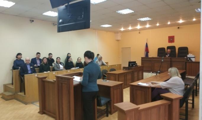 В судах Красноярска ввели ограничения из-за пандемии