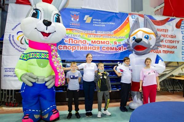 Спорт является одним из приоритетных направлений благотворительной программы Камской ГЭС