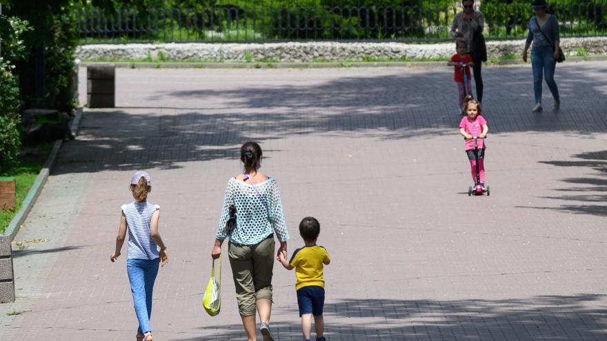 В крае коронавирусные выплаты на детей превысили 7 миллиардов
