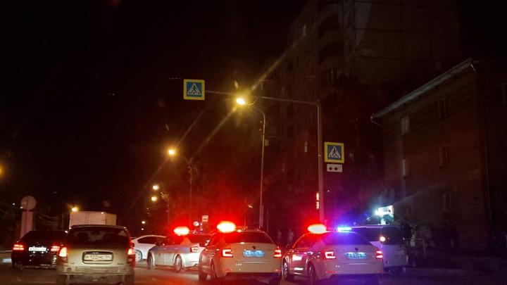 В Кировском районе водитель «Тойоты» насмерть сбил пешехода