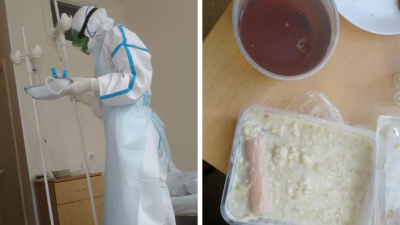 «Самое обидное, что так же отвратительно кормят и врачей»: колонка екатеринбуржца — о 24-й больнице