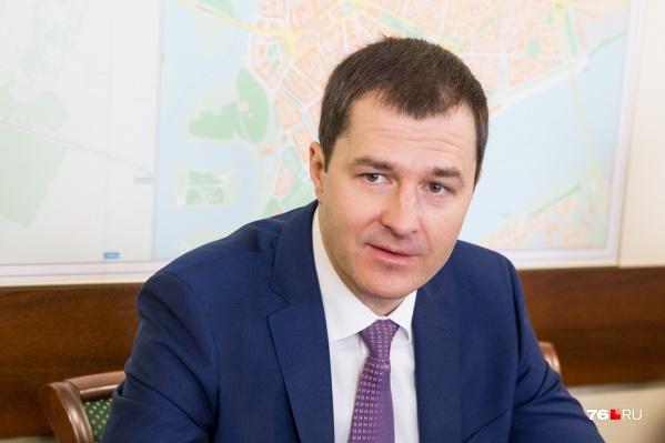 Мэр Ярославля Владимир Волков заявил, что отдаст свою зарплату за день медикам