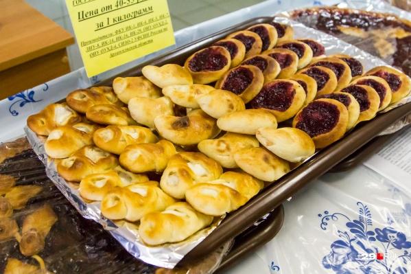 Все три дня голосования в Архангельске проходят без привычных уже избирателям пирогов