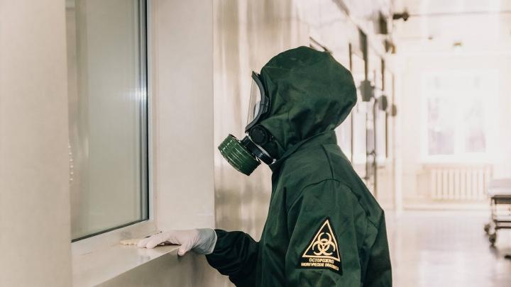 В оперштабе рассказали, как заразились COVID-19 новые заболевшие в Самарской области