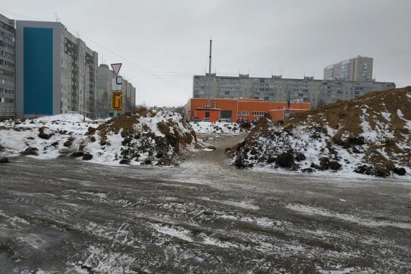 Дорога по улице Мальцева появится в Кургане не позднее 30 ноября 2020 года