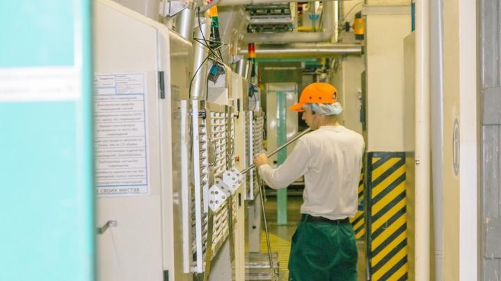 В Самарской области хотят построить новый завод