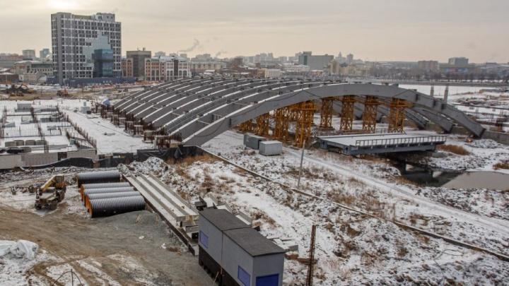 В Челябинске достроят конгресс-холл на реке Миасс, несмотря на перенос саммитов ШОС и БРИКС