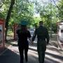 Праздник в самоизоляции: в Кургане День пограничника проходит без массовых сборищ и гуляний военных