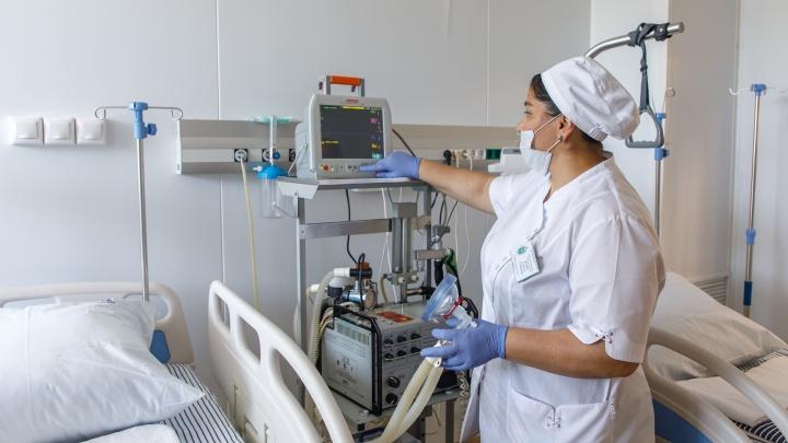 Кемерово снова оказался лидером региона по количеству новых случаев COVID-19 за сутки