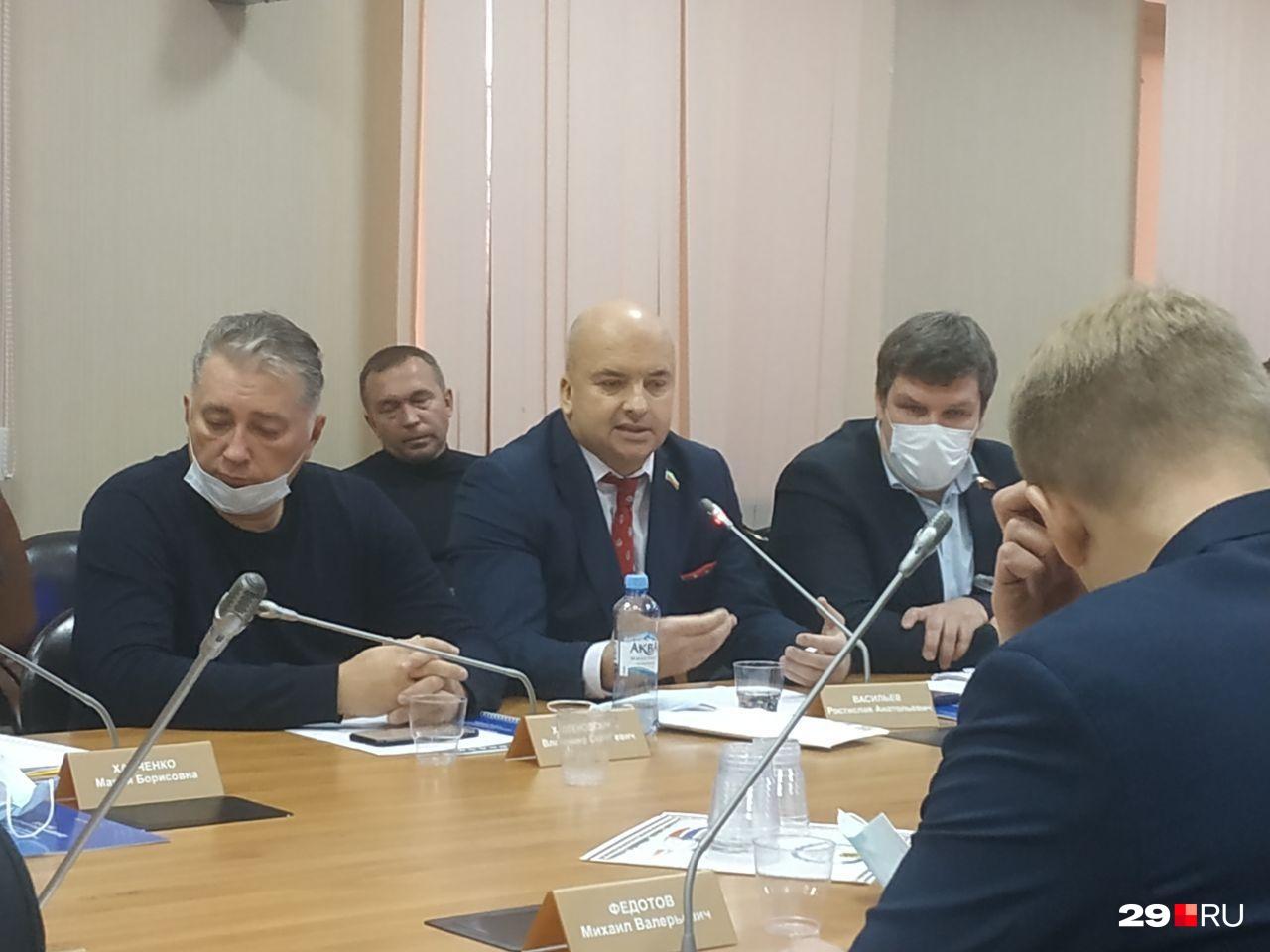 Ростислав Васильев высказывается за прямые выборы мэра